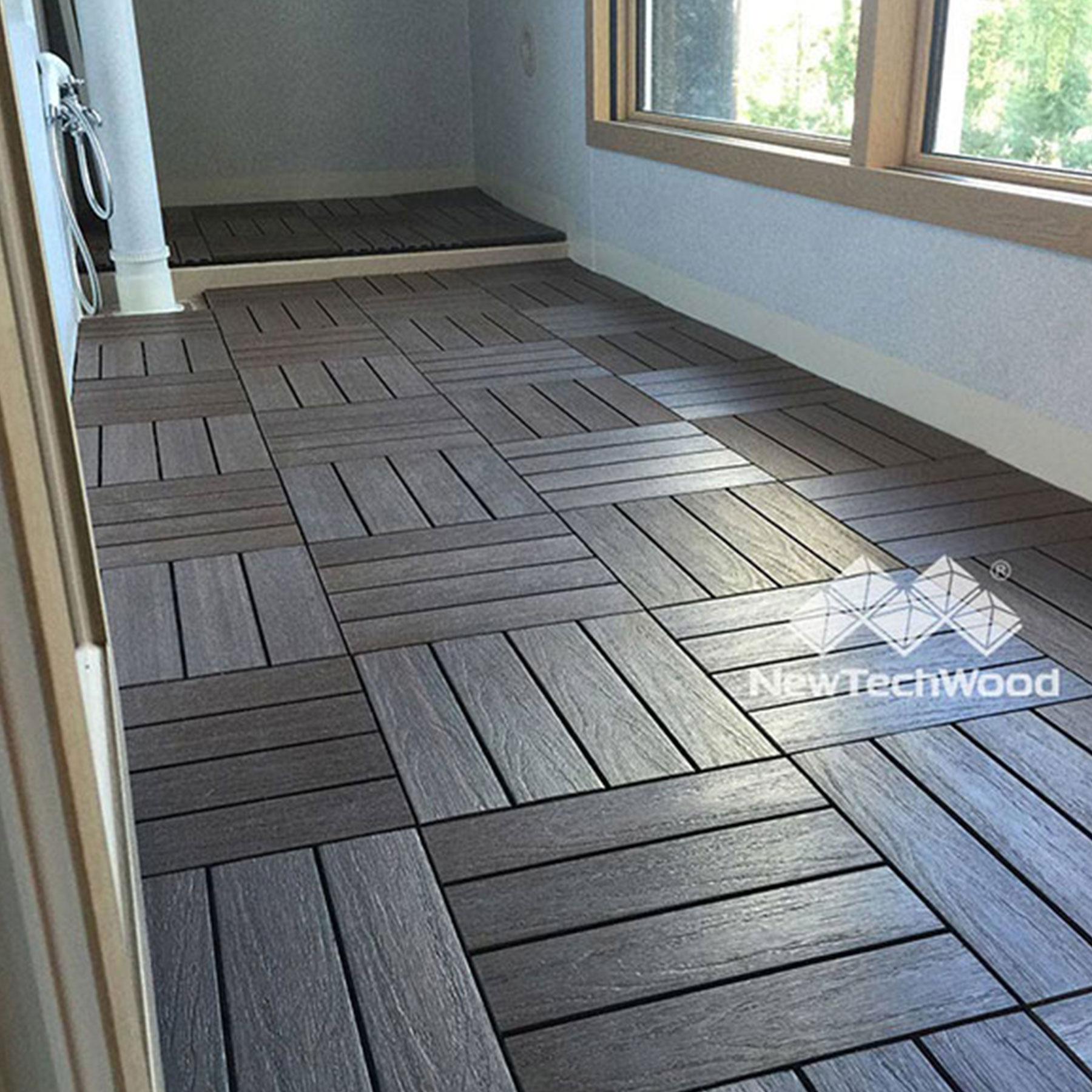 Newtechwood Ultrashield Deck Tiles 009 Newtechwood Uk